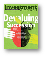 Investment Advisor Nov 2013
